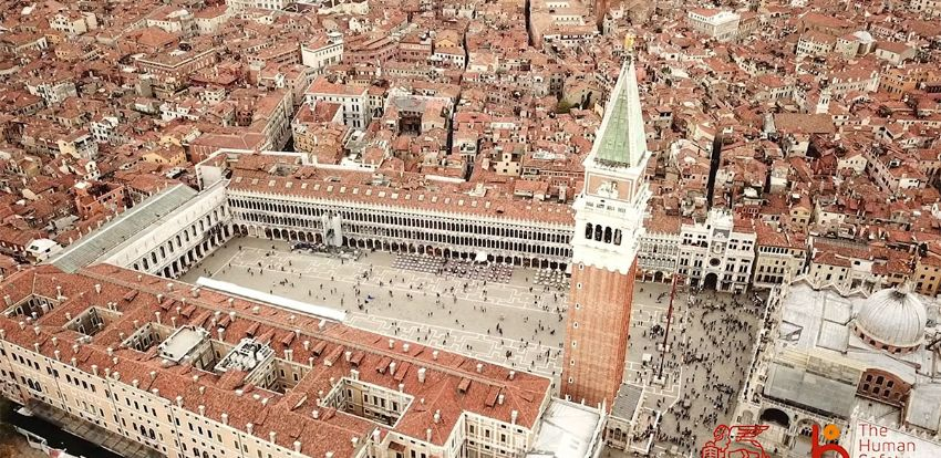 VENICE, FUTURE HOME OF THE HUMAN SAFETY NET