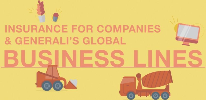 Insurance for dummies - Insurance for companies and Global Business Lines