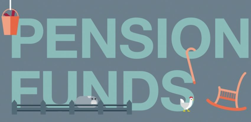 Insurance for dummies - Pension funds