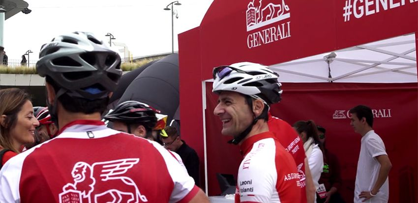 Generali is DJ100's Main Sponsor - Generali is sponsor of Deejay 100