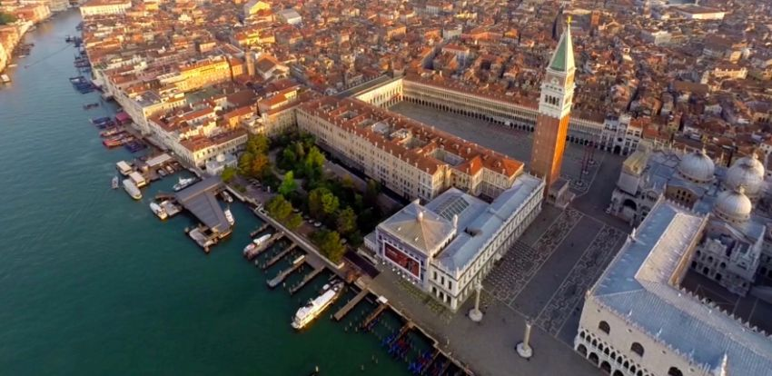 Generali Group partnering the Venice Gardens Foundation for the Royal Gardens - Venice is becoming greener and greener