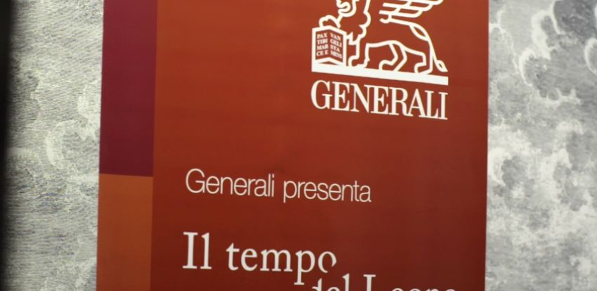 Generali presented The Age of the Lion in Milan