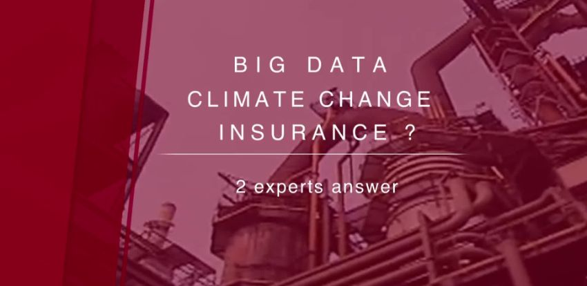 Big data, climate change and insurance - Big data, climate change and insurance