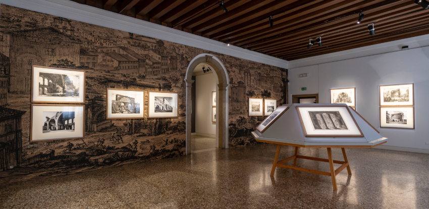 The Palazzo Cini Gallery in San Vio, Venice, reopens to the public