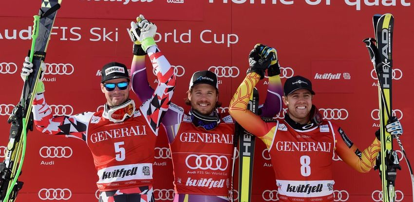 The FIS Alpine Ski World Cup is started, Generali present also this year in the White Circus - Ericsson / AGENCE ZOOM