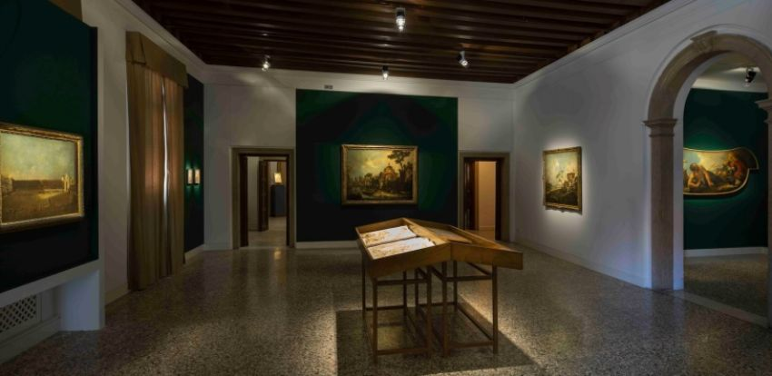 The extraordinary house-museum, for the third year in a row will be open to the public from 8 April to 15 November 2016. Vittorio Cini's complete collection will be accessible for the first time