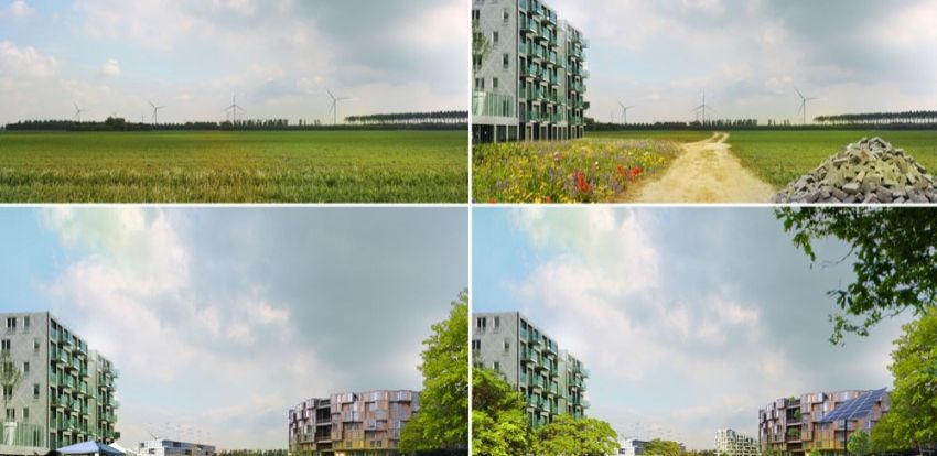 Almere Oosterwold: Making Room in the City for Individual Aspirations
