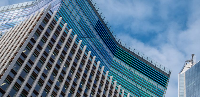 Generali Real Estate's One Fen Court complex in London wins AIA and Green Good Design Awards
