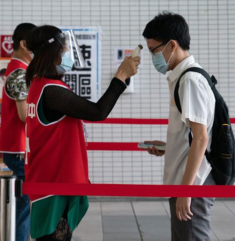 The fight against Coronavirus in Taiwan: prevention strategies