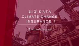 Big data, cambiamento climatico e assicurazioni - Big data, climate change and insurance