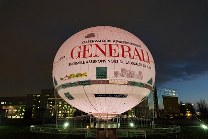 2. Culture, environment and safety - Grand Balloon de Paris © Generali France