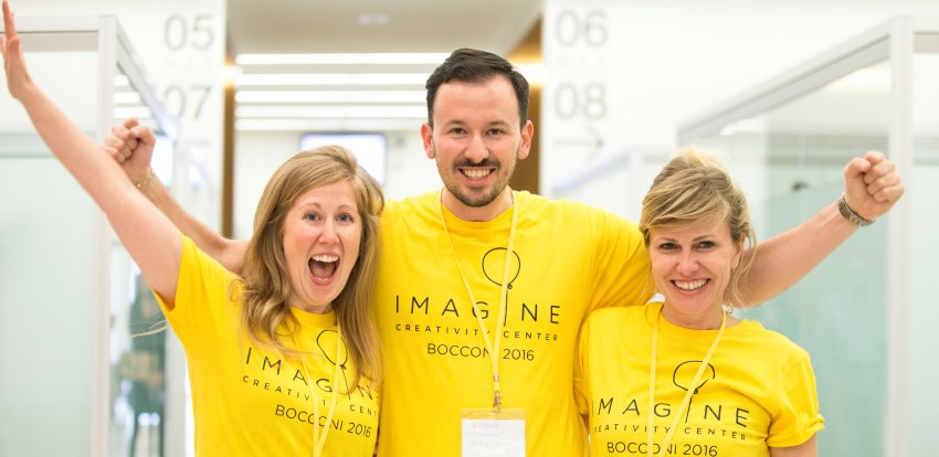 The digital innovation culture at Imagine Bocconi 2016 - Millennial-friendly innovation