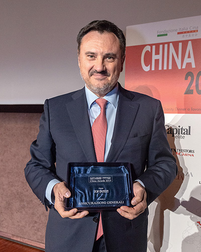 "Generali is ""Top Investor 2019"" at ""China Awards"""