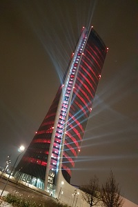 Milano welcomes the CityLife Shopping District - Hadid Tower